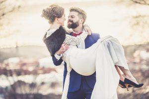 Fotografering bröllop